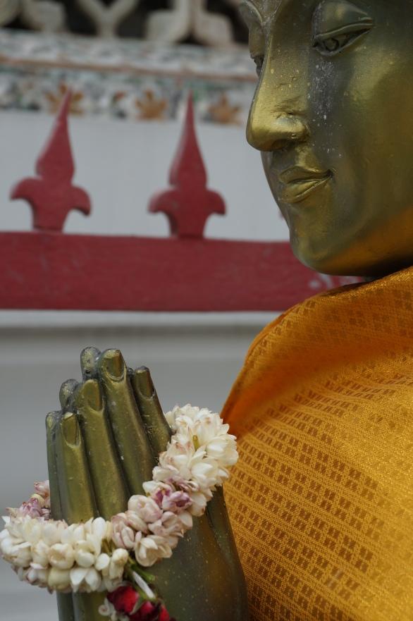 Buddah at Wat Arun
