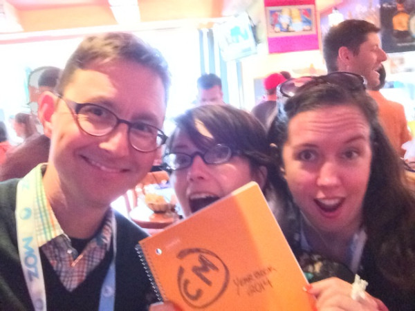 Don't forget to sign the #CMWorld yearbook